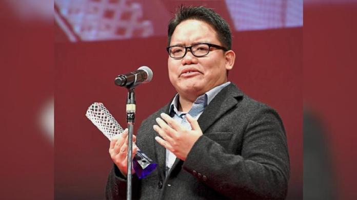 Pengarah filem Malu, Edmund Yeo.