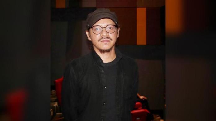 Pengarah filem Roh, Emir Ezwan.