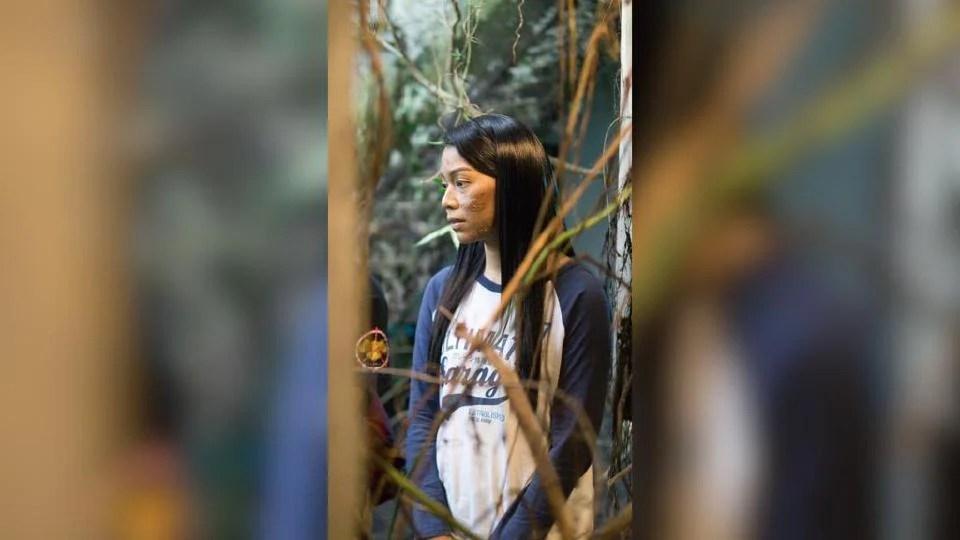 Sharifah memberi lakonan mantap dalam menghidupkan watak Laila dalam drama Aku Yang Kau Gelar Isteri. Foto Ihsan Shuhaimi Lua