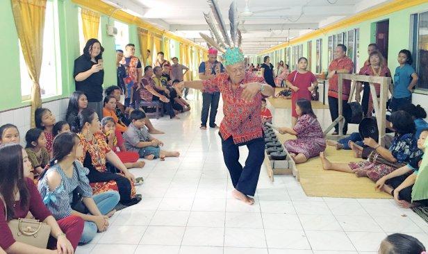 Hari Gawai simbol perpaduan Anak Sarawak  Wilayah