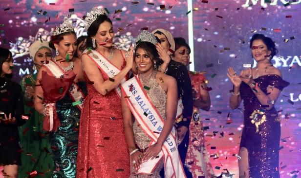 Rakyat Malaysia raih tempat ketiga pertandingan Mrs World