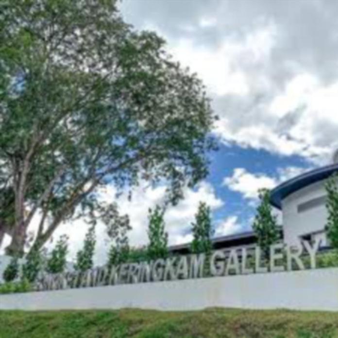 GALERI Songket dan Keringkam terletak di Padang Merdeka, di pusat bandar Kuching.- Foto hiasan