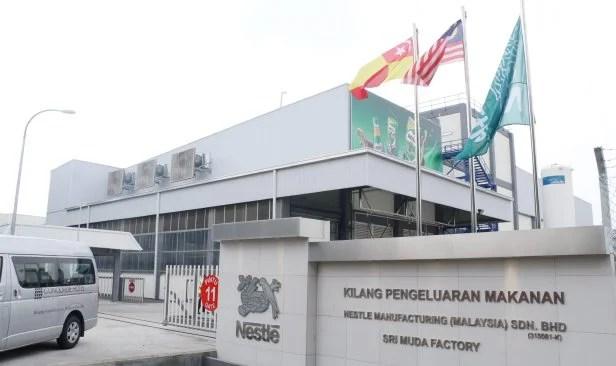 Nestl labur RM288 juta untuk kilang kelapan  Bisnes