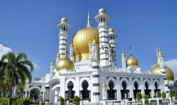 Masjid Ubudiah seni bina ikon Kuala Kangsar  BHplus