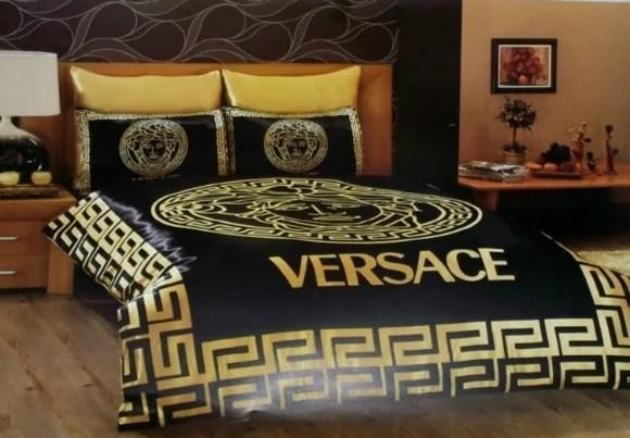 Versace bed linen  Glamgirluniqueboutique