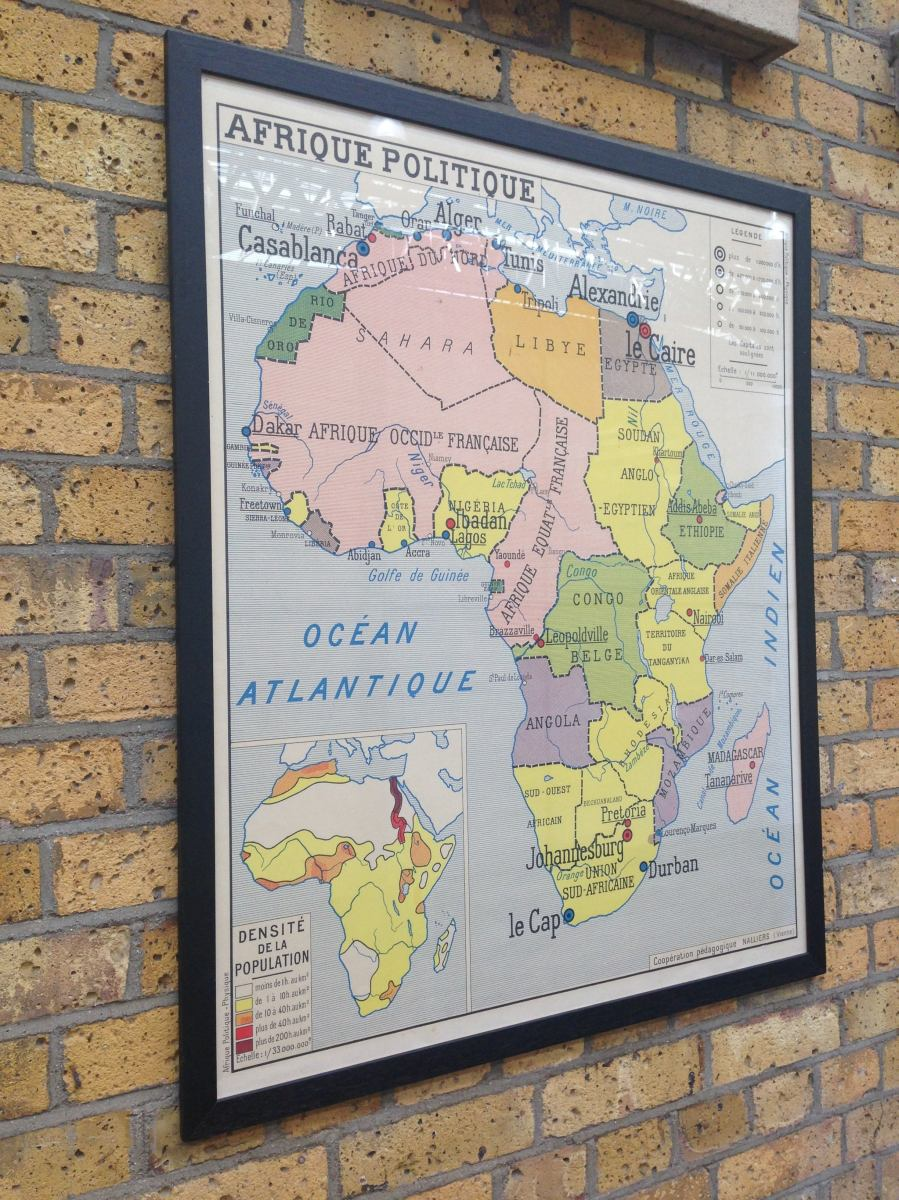 Political World Map 1950.20 Africa Map 1950 Pictures And Ideas On Meta Networks