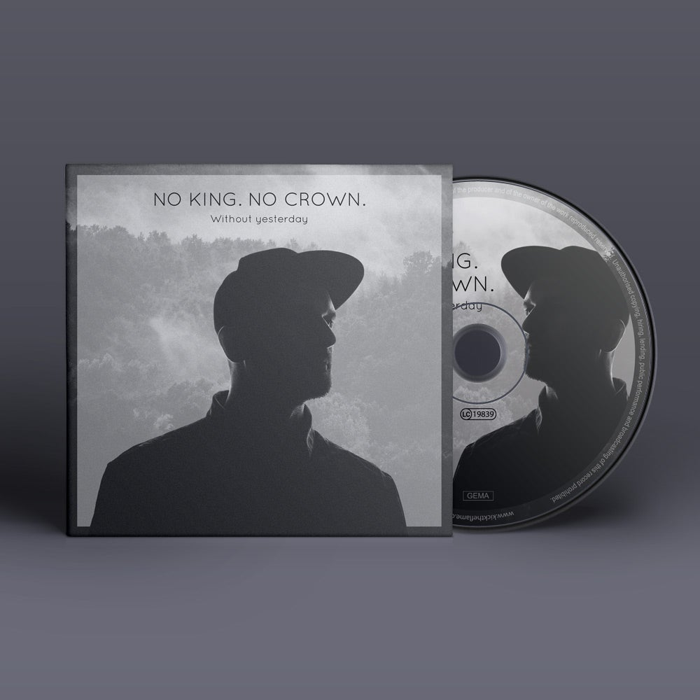 No King. No Crown. CD