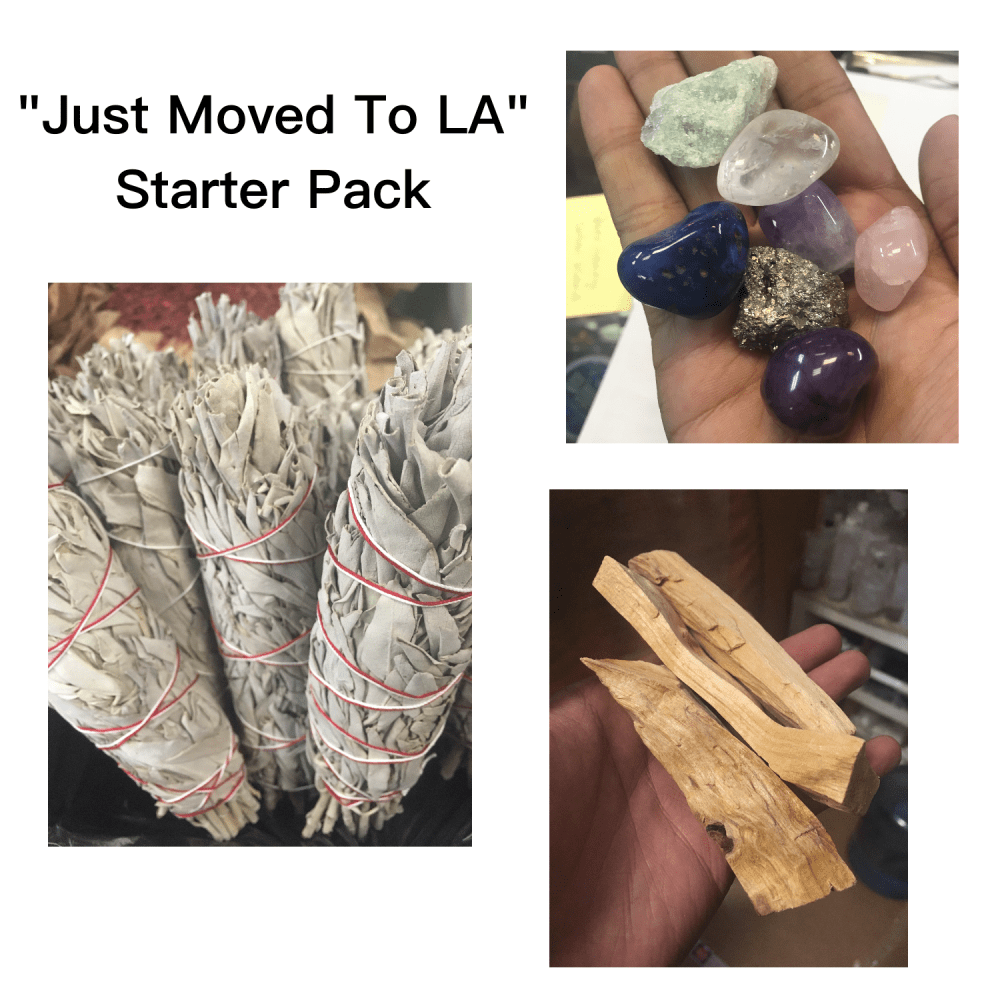 just moved to la