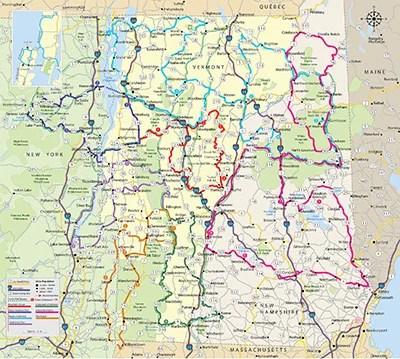 RoadRUNNER Motorcycle Touring Travel New York New