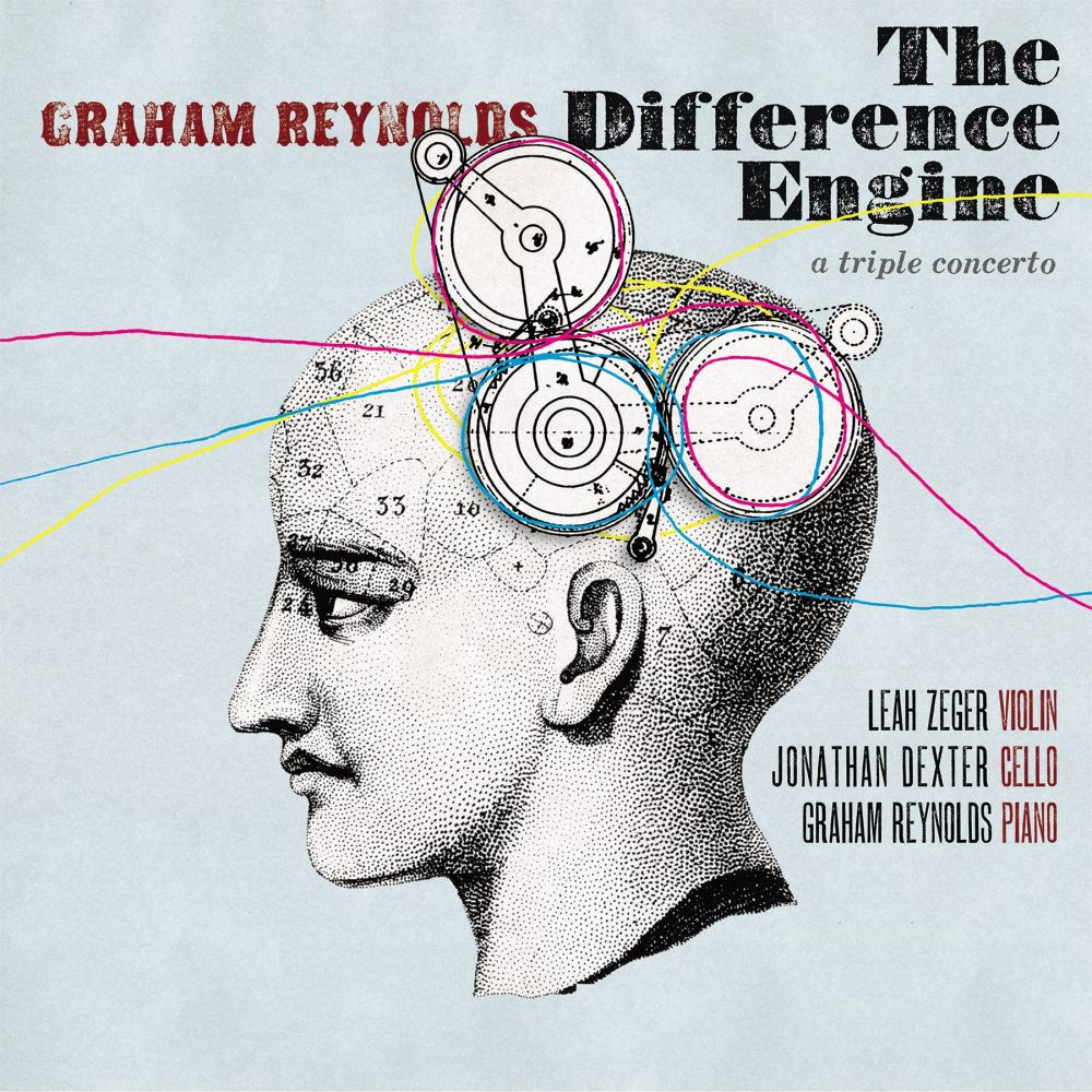 medium resolution of image of graham reynolds the difference engine sonic surgery records
