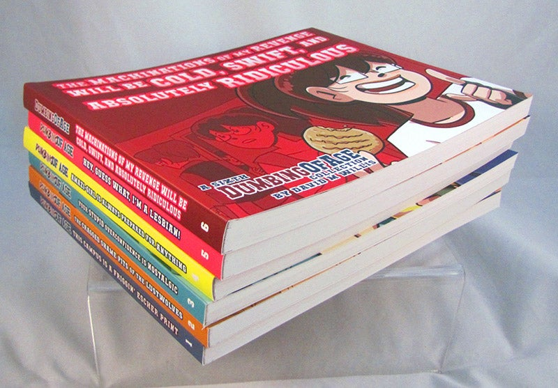 dumbing of age books