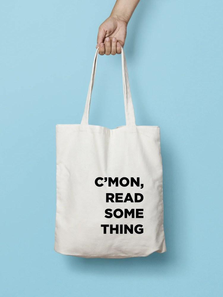 IRONIC SENTENCES tote bags | A Go-Go Prints