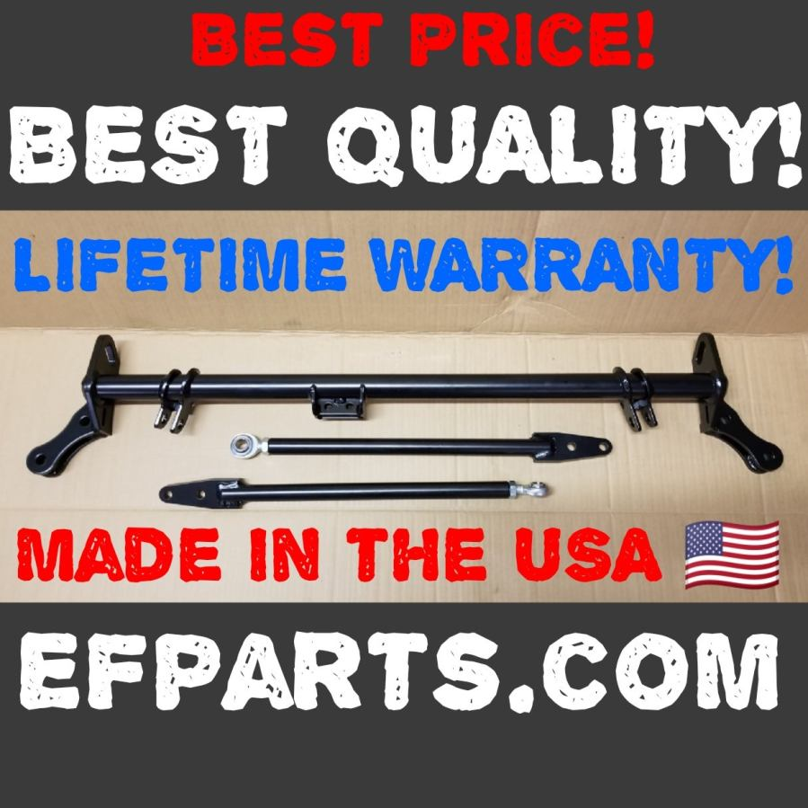 hight resolution of  image of 100 brand new ef traction bar honda civic lhd 88 91