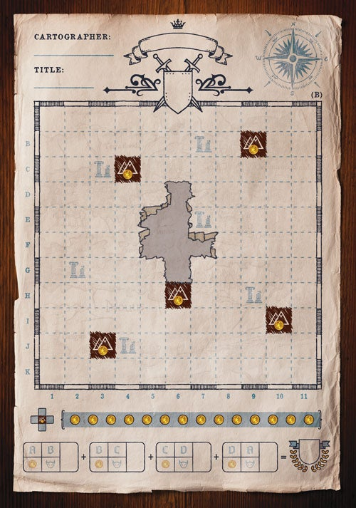 Cartographers A Roll Player Tale Thunderworks Games