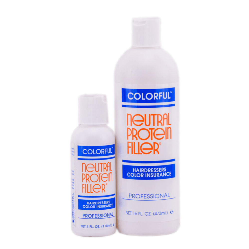 Colorful Neutral Protein Filler | 118ml/473ml | Curls Only ...