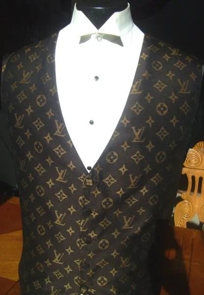 Richgear Classic Louis Vuitton Vest