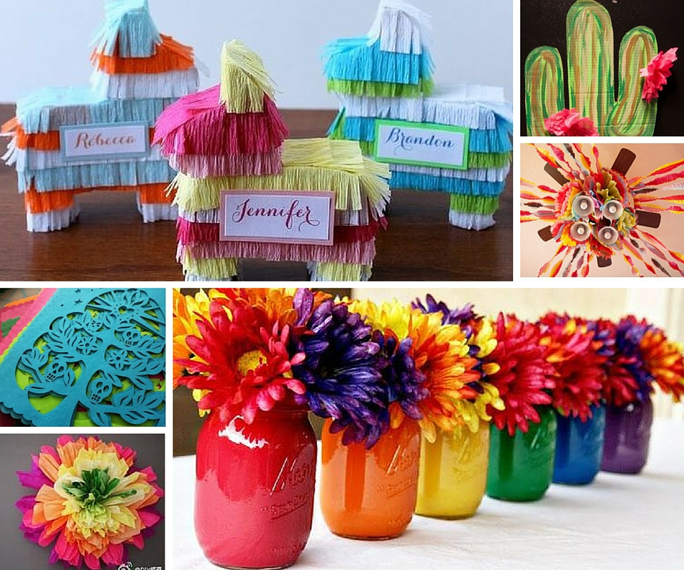 Mexican Fiesta Party Ideas  Kids Party Ideas at Birthday