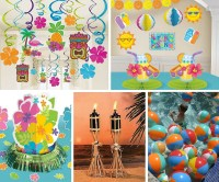 Luau Party Ideas | Summer Party Ideas at Birthday in a Box