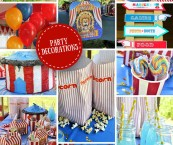 carnival theme decorations