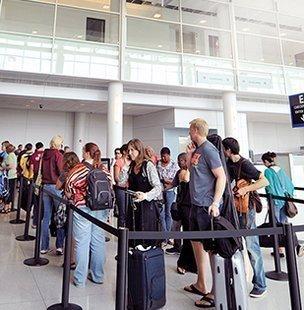 Charlotte Douglas International Airport Concourse E