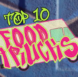 Food truck top 10 cover image