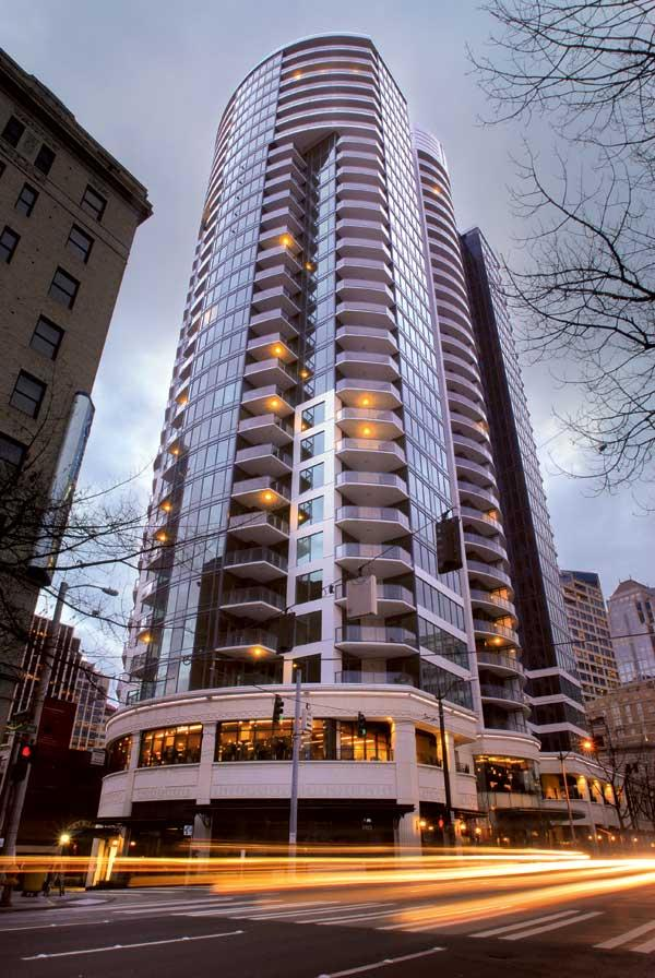 Escala Condominium in Seattle.