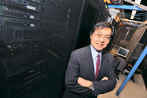 Tien Wong, CEO of Lore Systems, expects margins to shrink and competition for contracts to grow more fierce as agencies prepare for budget cuts.