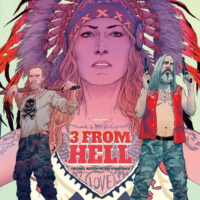 羅伯殭屍Rob Zombie 自導電影 3 From From Hell 預告片釋出 並公開三首原聲帶曲目 1