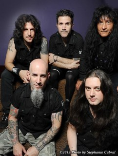 anthraxwdonais cabral - NEWS: SCOTT IAN Announces JON DONAIS As New ANTHRAX Guitarist