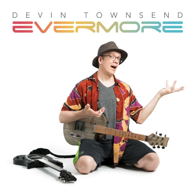 加拿大全方位音樂創作家 Devin Townsend 新曲影音釋出 Evermore 1
