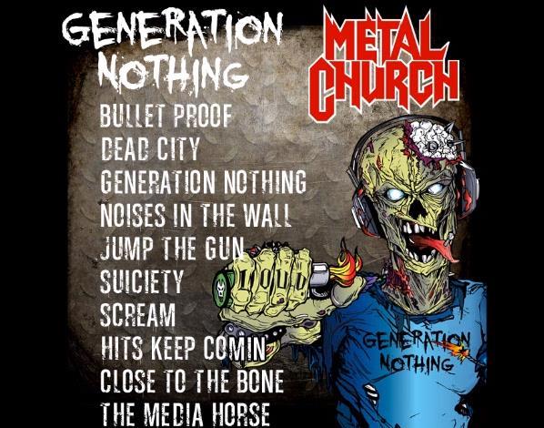 metalchurchgenerationnothingtracklisting