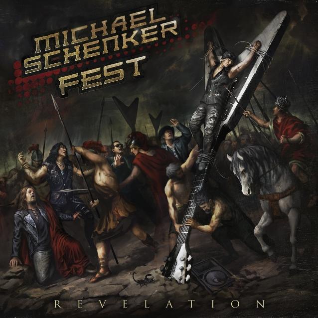 Michael Schenker Fest 發表新單曲影音 Sleeping With The Light On 2