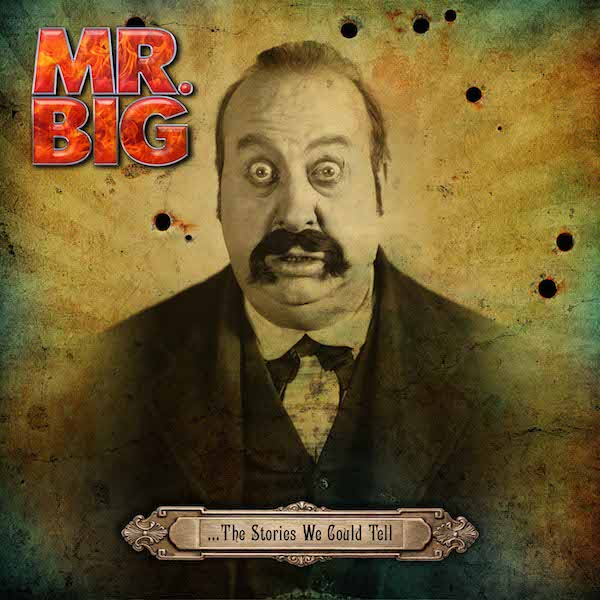Mr Big '…the Stories We Could Tell' Album Details