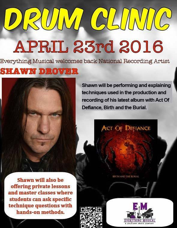 shawndrovereverythingmusicalapril2016poster