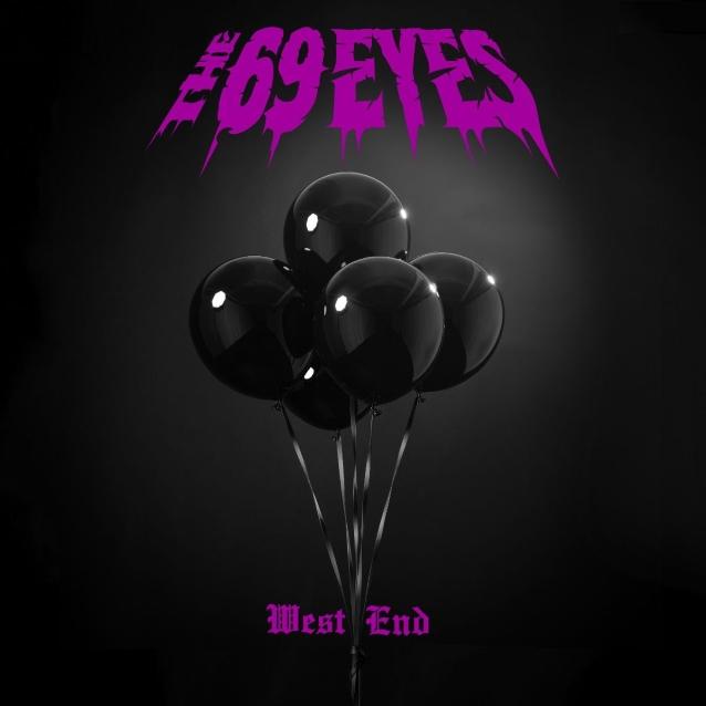 芬蘭歌德搖滾樂團 The 69 Eyes 公布新曲影片 27 & Done 1