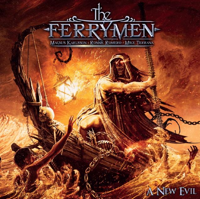 力量金屬 The Ferrymen 與 Rainbow 主唱以及 Primal Fear 吉他手合作:新專輯 A New Evil 2