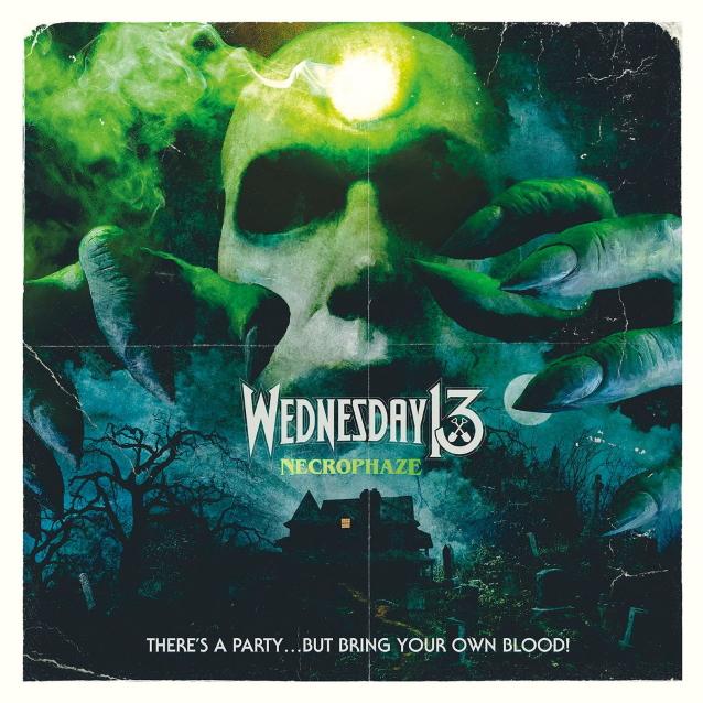 美國恐怖龐克 Wednesday 13 新曲公布 Decompose 2