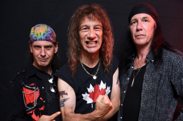 ANVIL Signs New Record Deal, Promises 'Crushing' 2020 Album