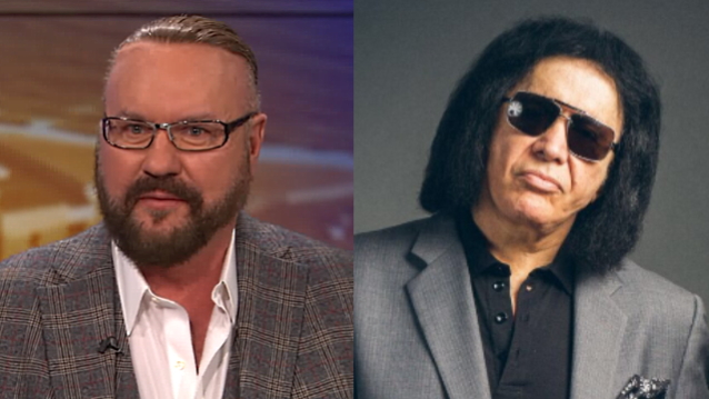 DESMOND CHILD Says He Was 'Hurt' When KISS Publicly Badmouthed 'I Was Made For Lovin' You'