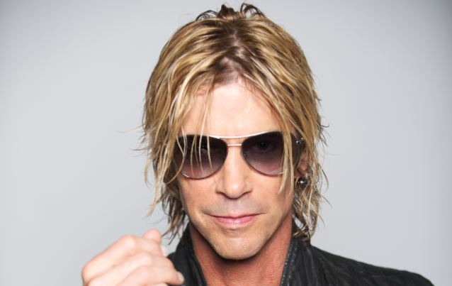 DUFF MCKAGAN Would Like To Keep Making Music With IZZY STRADLIN For Rest Of His Life
