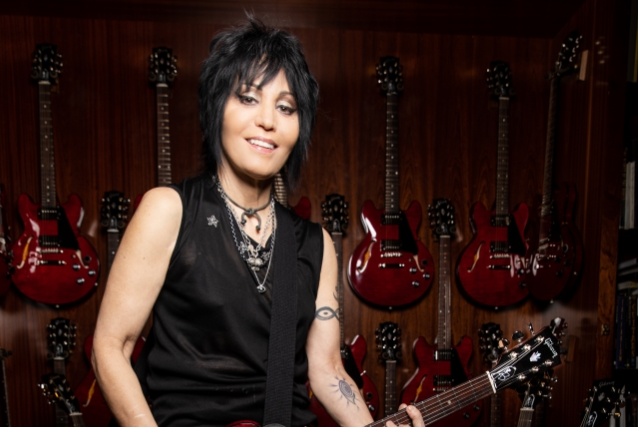 JOAN JETT & THE BLACKHEARTS To Open For MÖTLEY CRÜE, DEF LEPPARD And POISON On 2020 Tour