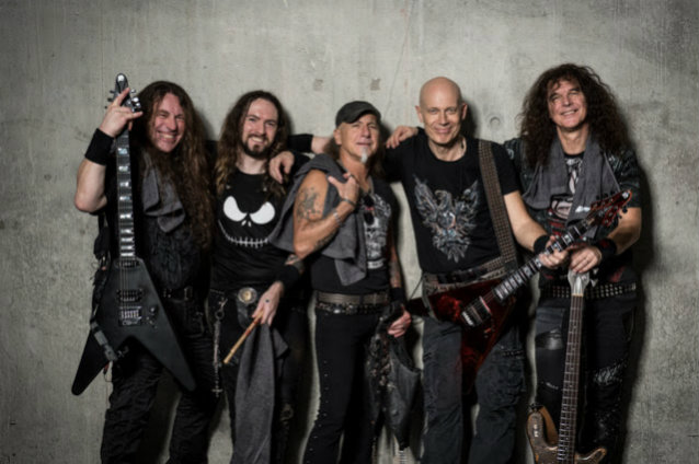 ACCEPT To Release 'The Rise Of Chaos' Album In August
