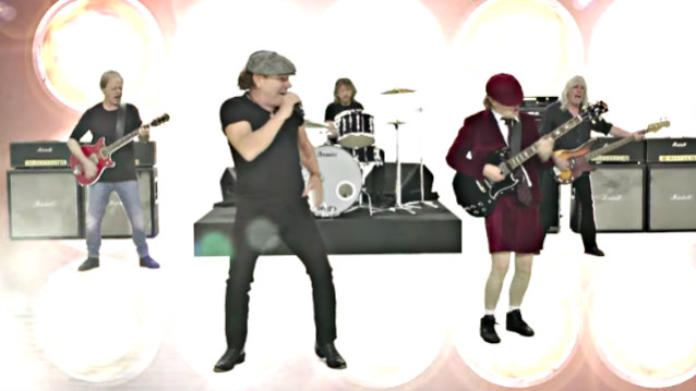 AC/DC Rumored To Perform At GRAMMY AWARDS