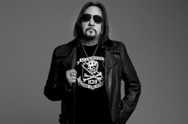 Original KISS Guitarist ACE FREHLEY Releases 'Bronx Boy' Single; New Album Due This Summer