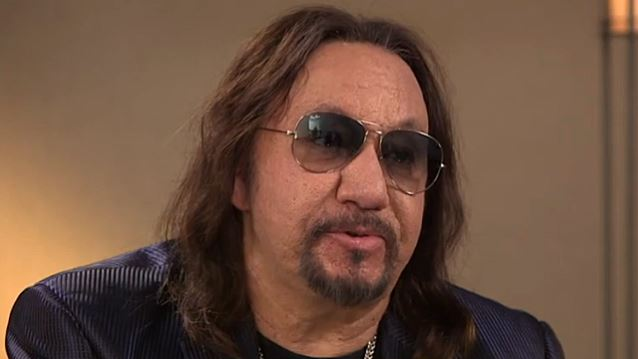 ACE FREHLEY Hopes To Release His Next Book In 2017