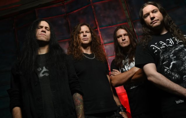ACT OF DEFIANCE Feat. Ex-MEGADETH Members: Entire Debut Album Streaming; First North American Tour Announced
