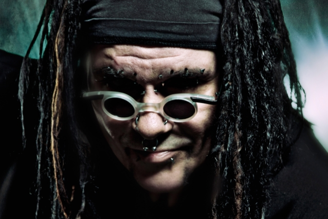 MINISTRY Is Already Working On Follow-Up To 'AmeriKKKant', Says AL JOURGENSEN