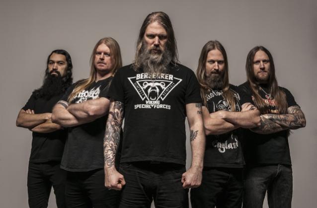 瑞典旋死金 Amon Amarth 期待已久的專輯單曲釋出 Raven's Flight