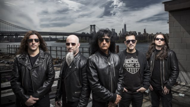 ANTHRAX Profiled By Smithsonian Institution's National Museum Of American History