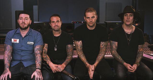 avenged sevenfold announces massive